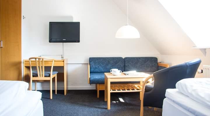 Hotel Siemsens Gaard | Hotel i Svaneke | Læs mere her! | Ferie på Bornholm