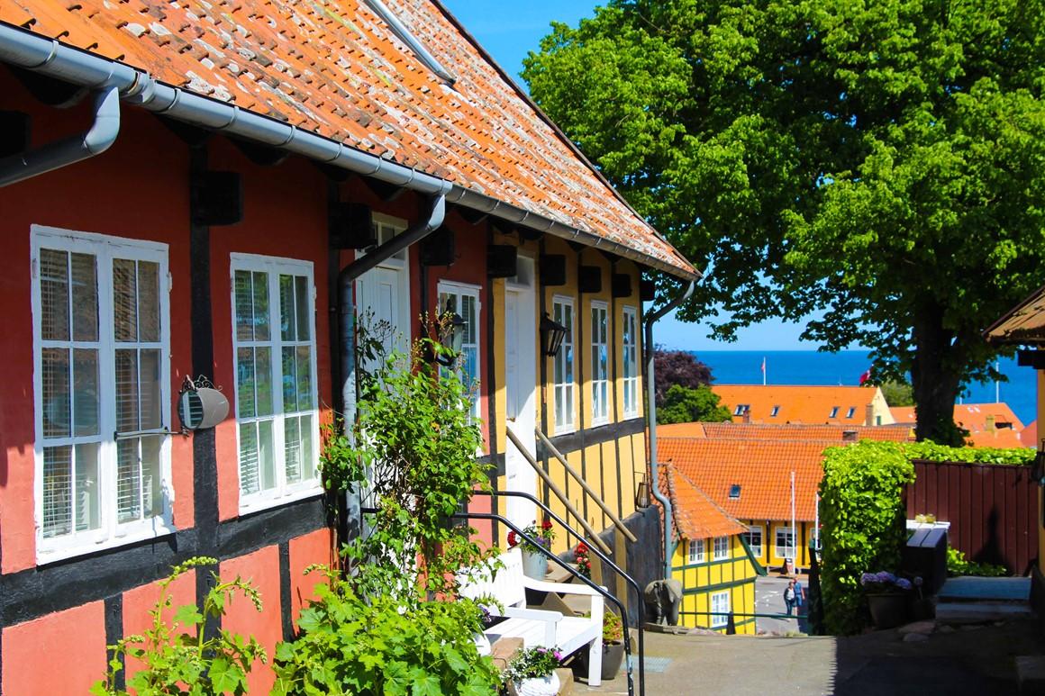 Hotel Siemsens Gaard | Ferie på Bornholm