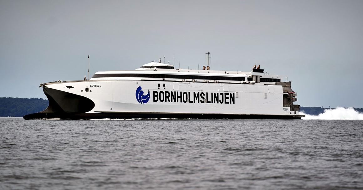 Transport Til Bornholm Ferie På Bornholm